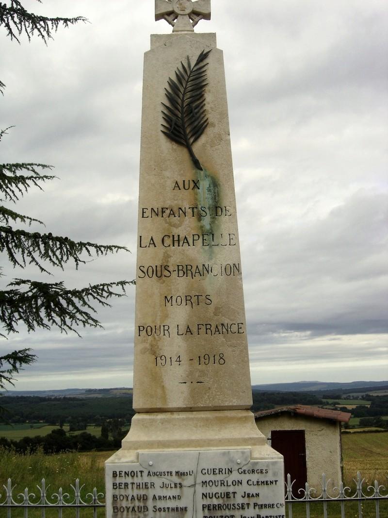 Petit patrimoine de la Chapelle sous Brancion  Collonge C2b_co10