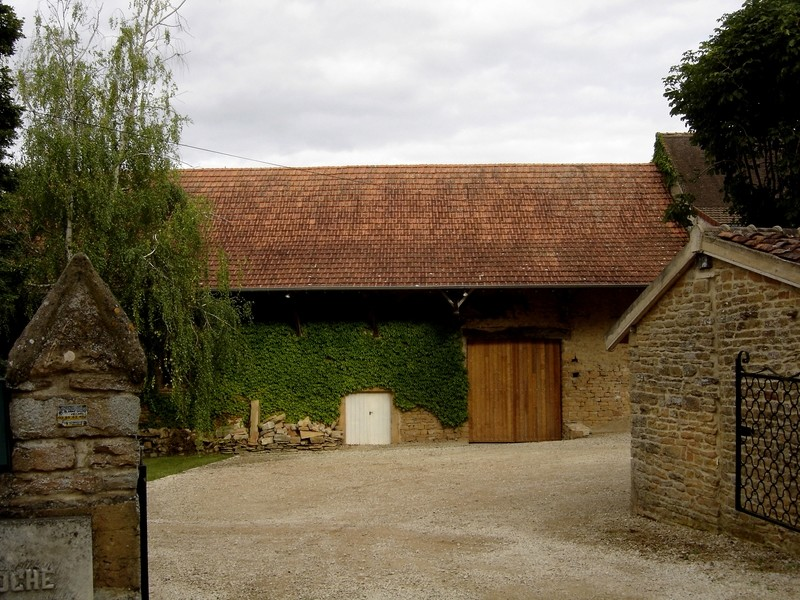 Petit patrimoine de la Chapelle sous Brancion  Collonge C35b_c10