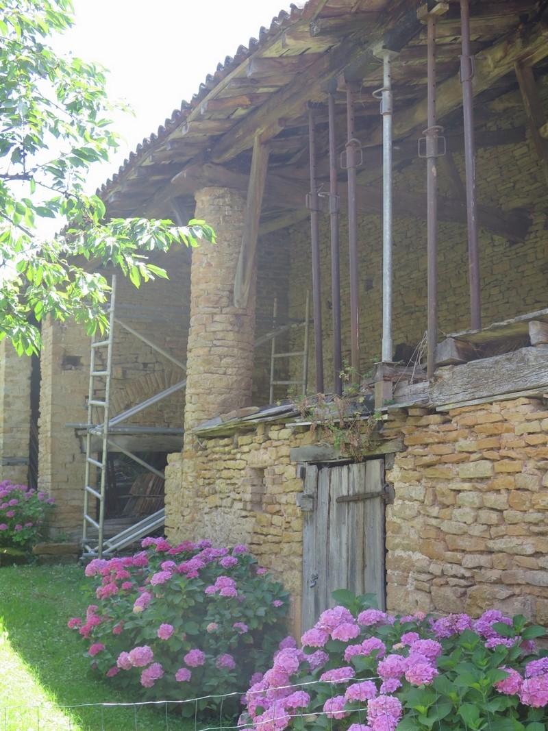 Petit patrimoine de la Chapelle sous Brancion  Collonge C38c_c10