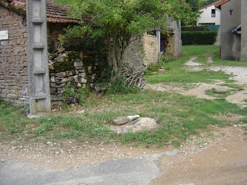 Petit patrimoine de la Chapelle sous Brancion  Collonge C39a_c10