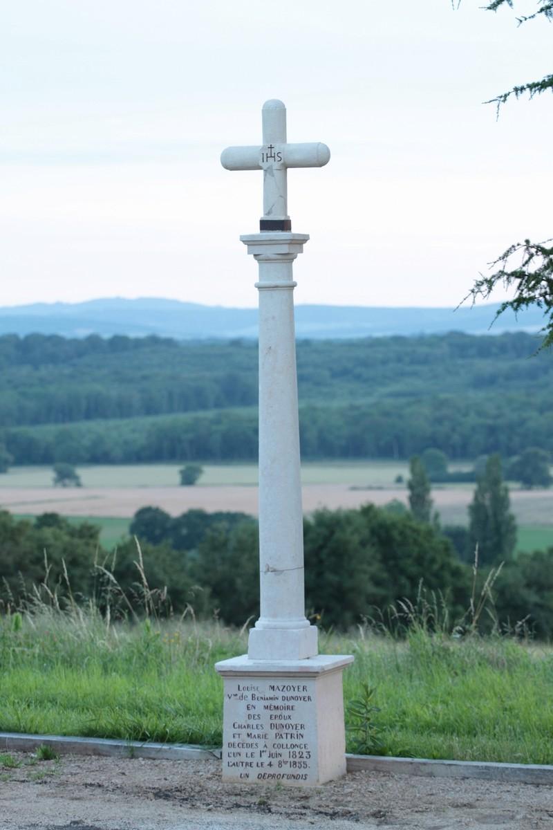 Petit patrimoine de la Chapelle sous Brancion  Collonge C3_cop10