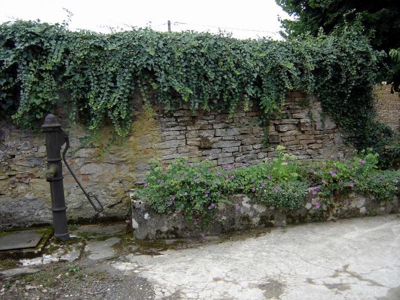 Petit patrimoine de la Chapelle sous Brancion  Collonge C40_co10