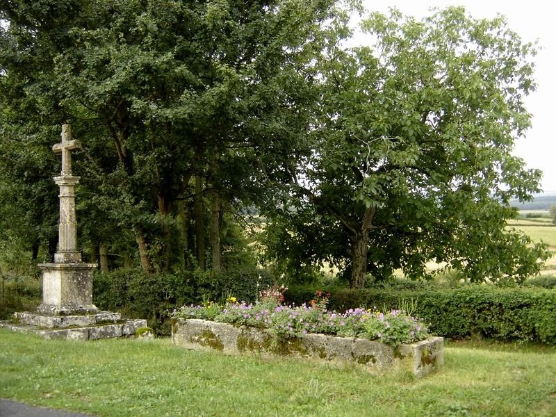 Petit patrimoine de la Chapelle sous Brancion  Collonge C44_co10