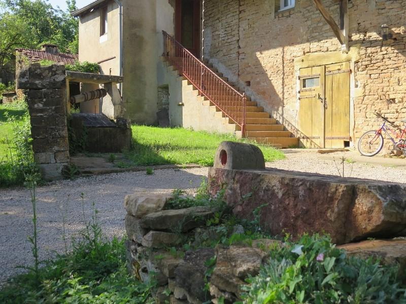 Petit patrimoine de la Chapelle sous Brancion  Collonge C7c_co10