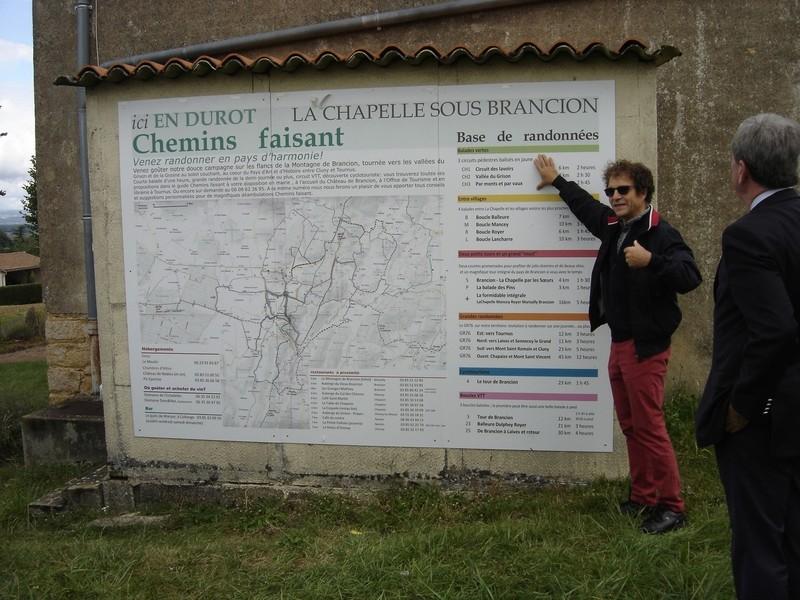 JEP 2017 La Chapelle sous Brancion Culture et Patrimoine Dsc00028