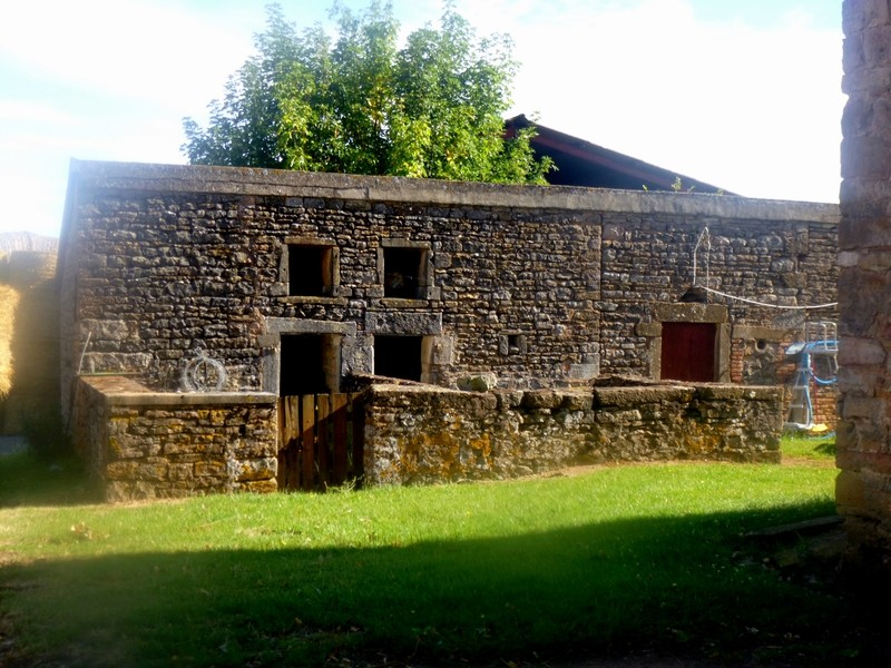 Petit patrimoine de la Chapelle sous Brancion  Ecarts E3a_co11