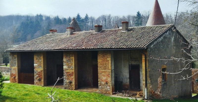 Petit patrimoine de la Chapelle sous Brancion  Ecarts E7_cop11
