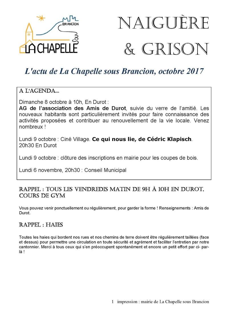 Naiguère et Grison 2 octobre - 2017 La Chapelle-sous-Brancion News_l10