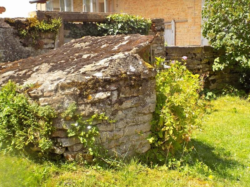 Petit patrimoine de la Chapelle sous Brancion  Nogent Photo_15