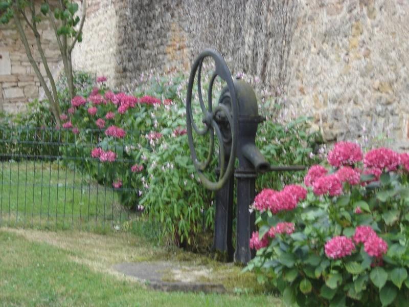 Petit patrimoine de la Chapelle sous Brancion  Nogent Photo_17