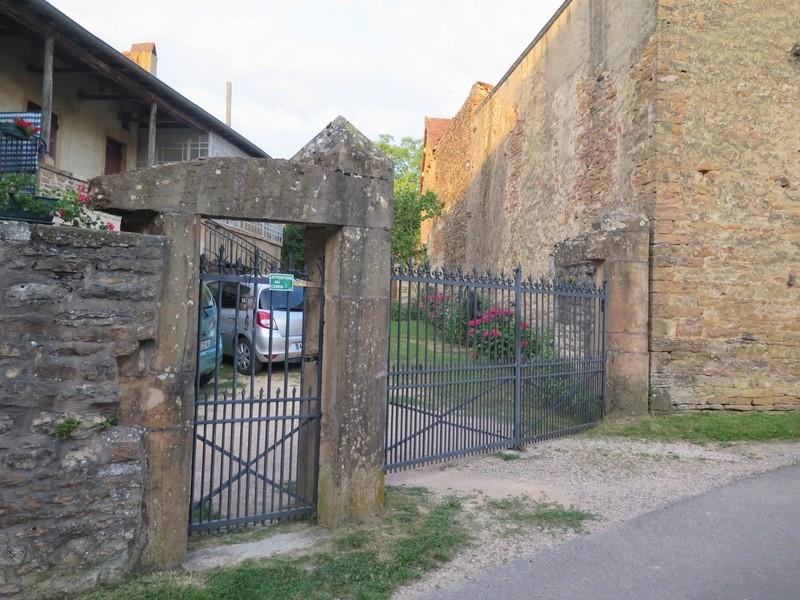 Petit patrimoine de la Chapelle sous Brancion  Nogent Photo_21