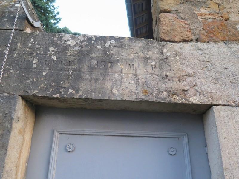 Petit patrimoine de la Chapelle sous Brancion  Nogent Photo_38