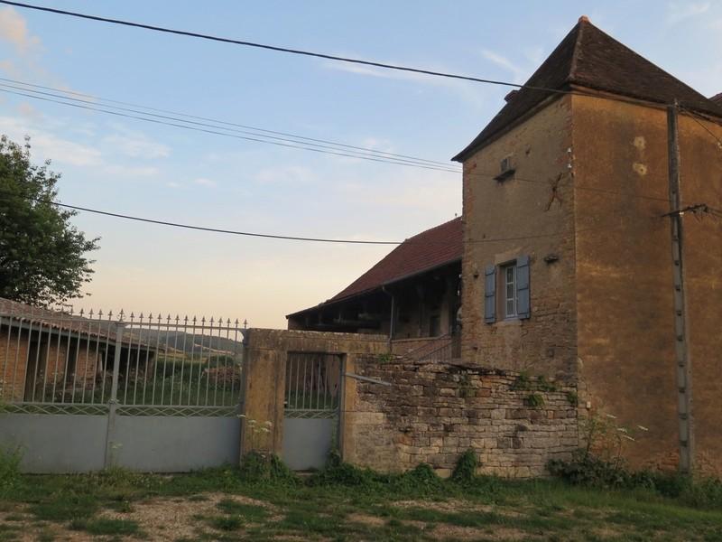 Petit patrimoine de la Chapelle sous Brancion  Nogent Photo_44