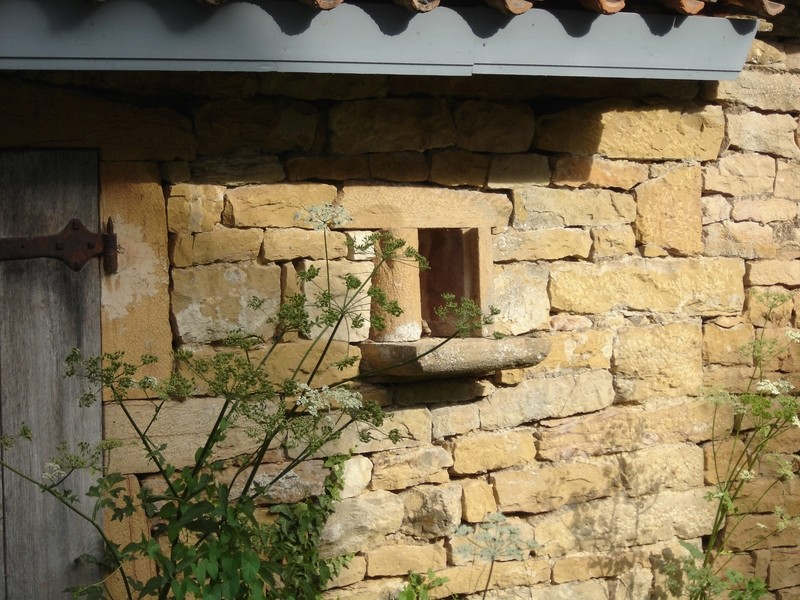 Petit patrimoine de la Chapelle sous Brancion  Nogent Photo_47