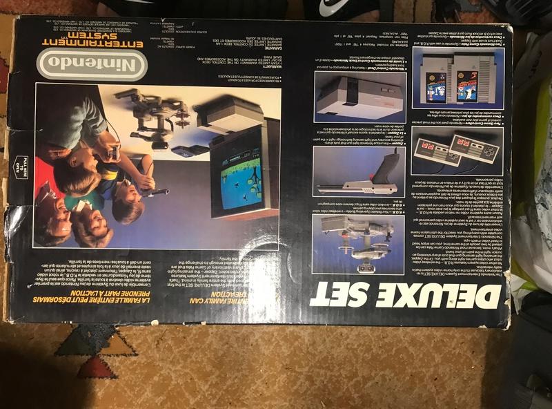 EST - Stack Up Nes ASD complet et Deluxe Set ASD Vnnu9010