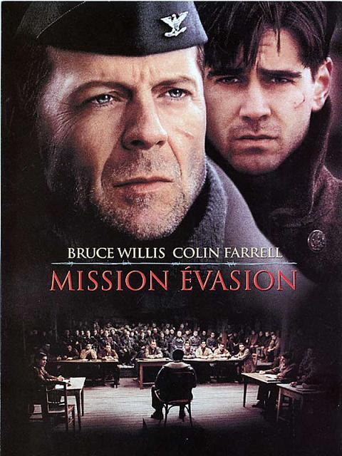 MISSION EVASION Affich11