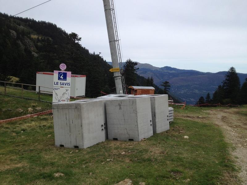 Construction télésièges fixes 4 places Savis et Bisorne (TSF4) Img_6513