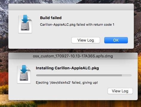 macOS High Sierra HD Build10