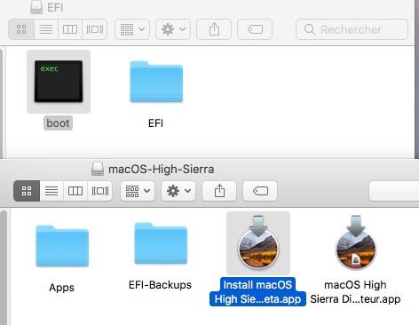 macOS High Sierra Disk Créateur Disk_c10
