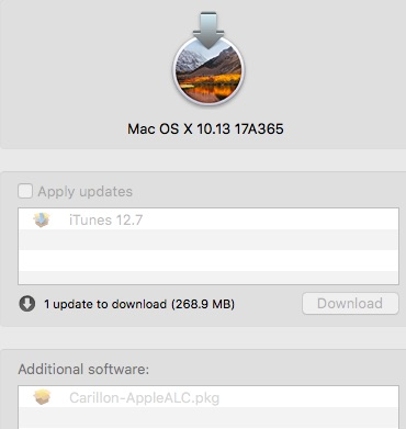 macOS High Sierra HD Hshd10