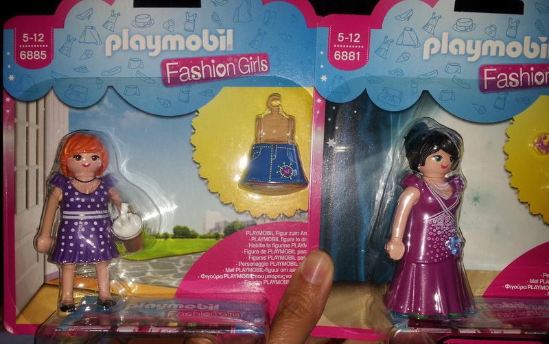 Playmobil fashion girls pour les poupées (avec Patsy) 20170826