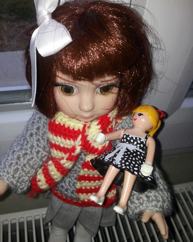 Playmobil fashion girls pour les poupées (avec Patsy) 20170827