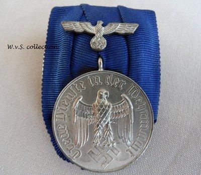 Partie d'un collectionneur néerlandais - WW2 allemand Dienst10