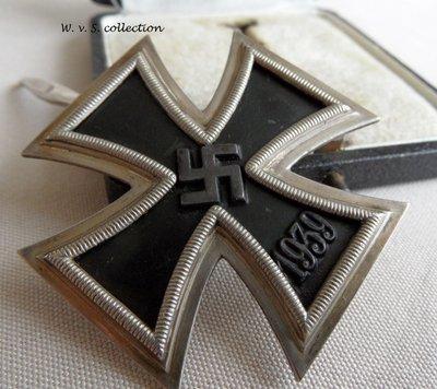 Partie d'un collectionneur néerlandais - WW2 allemand Eisern10