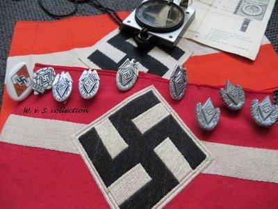 Partie d'un collectionneur néerlandais - WW2 allemand H_j_gr10