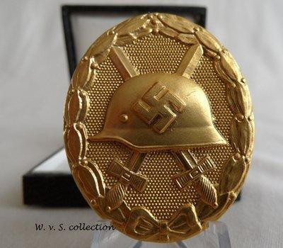 Partie d'un collectionneur néerlandais - WW2 allemand Verwun10