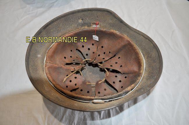 pour authentification avant achat casque SS M35 1D -urgent merci 110