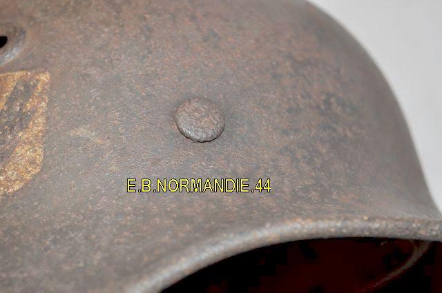 pour authentification avant achat casque SS M35 1D -urgent merci 410