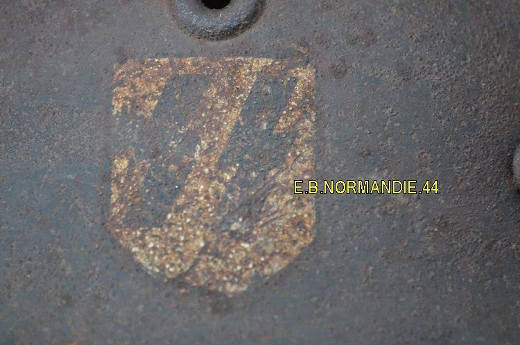 pour authentification avant achat casque SS M35 1D -urgent merci 610