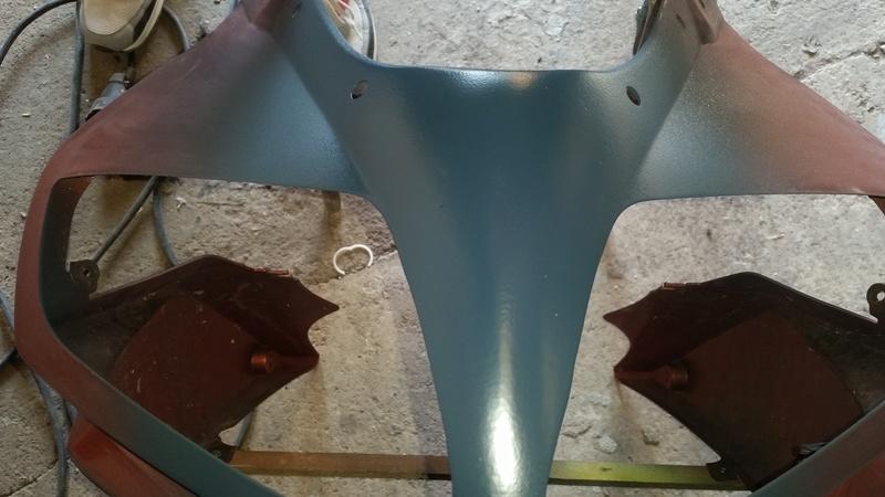 tuto réparation carénage ABS 20170915