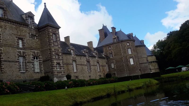 Château de Canisy demo/ expo 2017 20170114