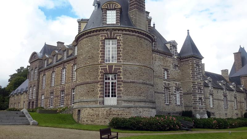 Château de Canisy demo/ expo 2017 20170145