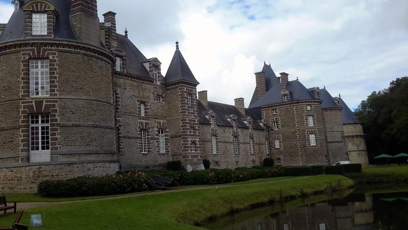 Château de Canisy demo/ expo 2017 20170148