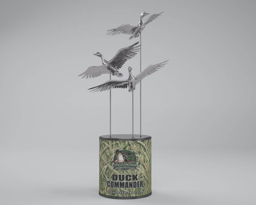 [CONCLUSA] Competizioni ufficiali TheHunteritaly - Duck Commander - Germano Reale - Arg00012