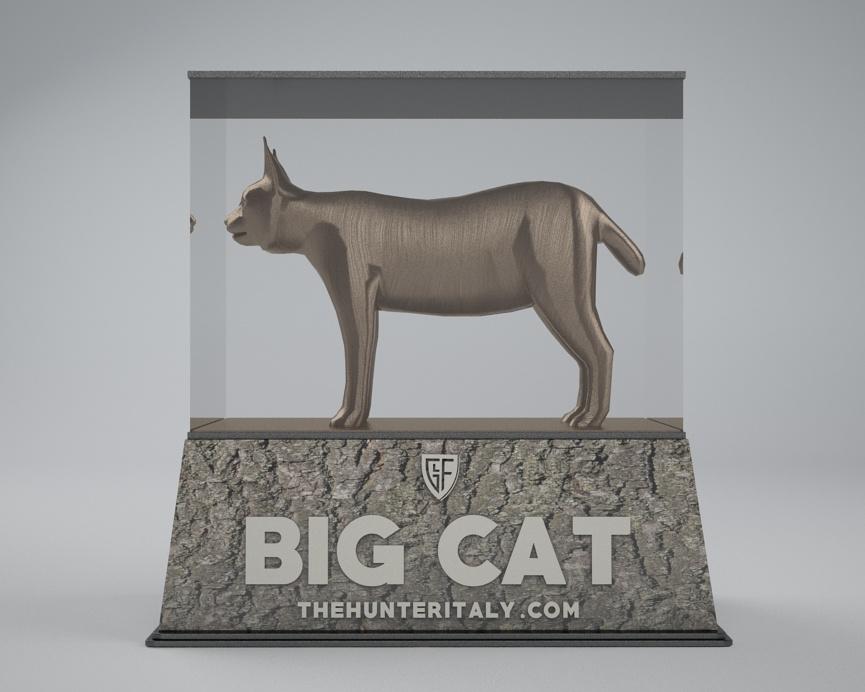 [CONCLUSA] Competizioni ufficiali TheHunteritaly - Big Cat - Lince Rossa - Bro11