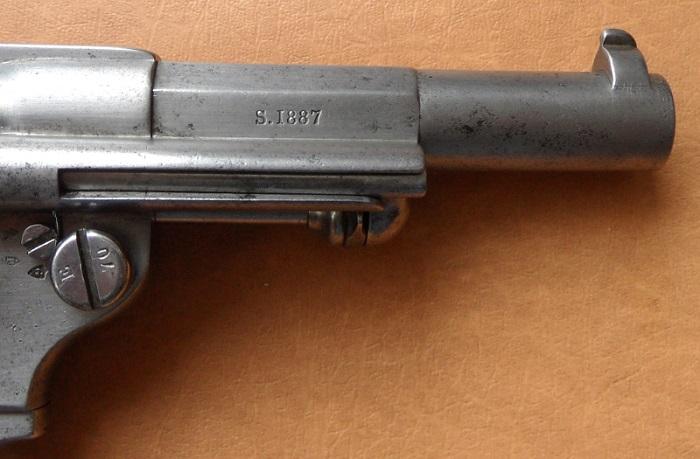 Le Revolver d'ordonnance Français modèle 1873  700_sa13