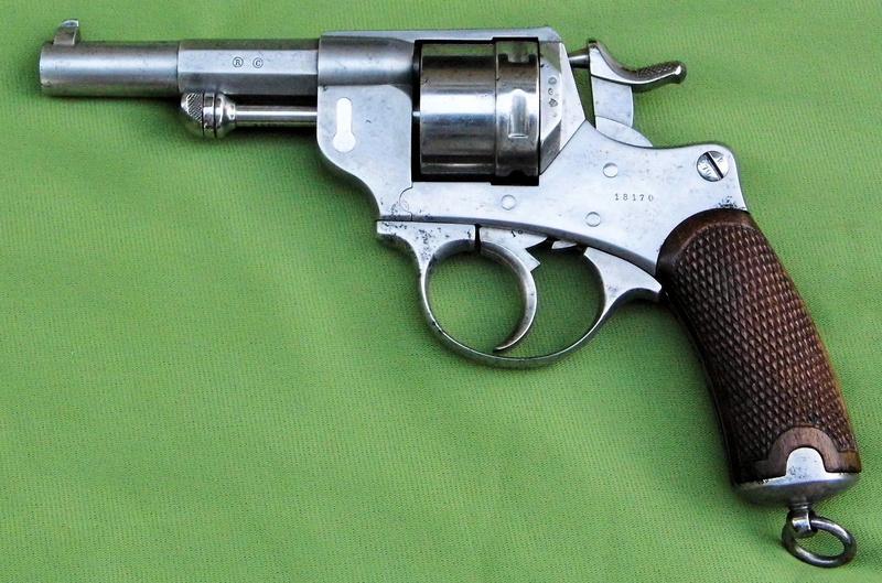 Le Revolver d'ordonnance Français modèle 1873  Revolv10