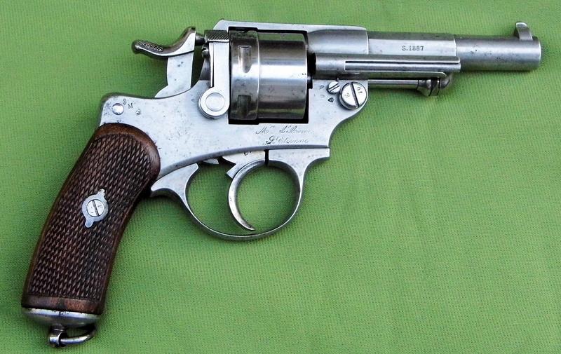 Le Revolver d'ordonnance Français modèle 1873  Revolv11