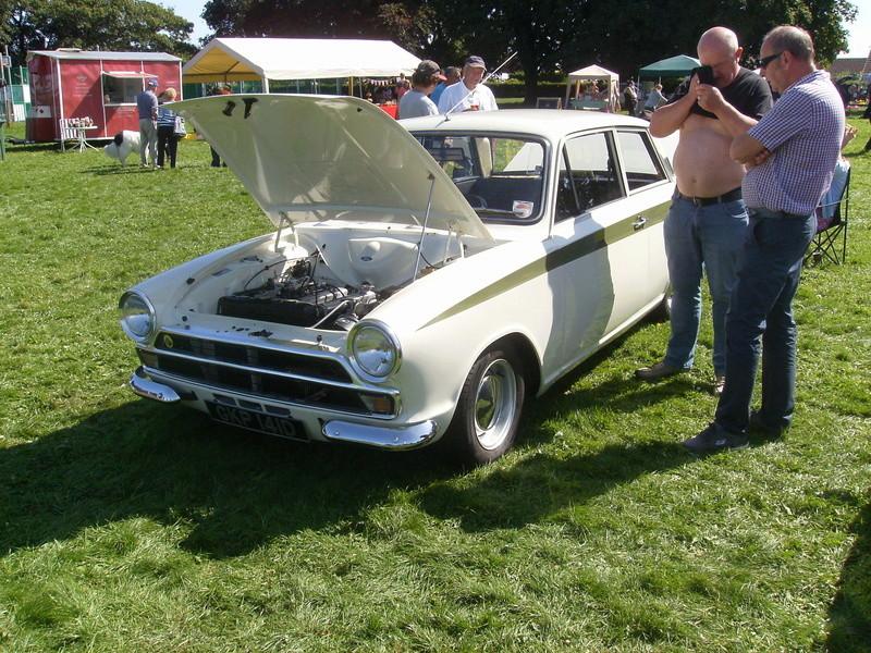 Swaffham Classic Car Show Sany0523