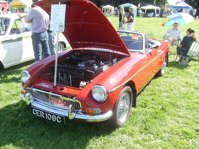 Swaffham Classic Car Show Sany0526