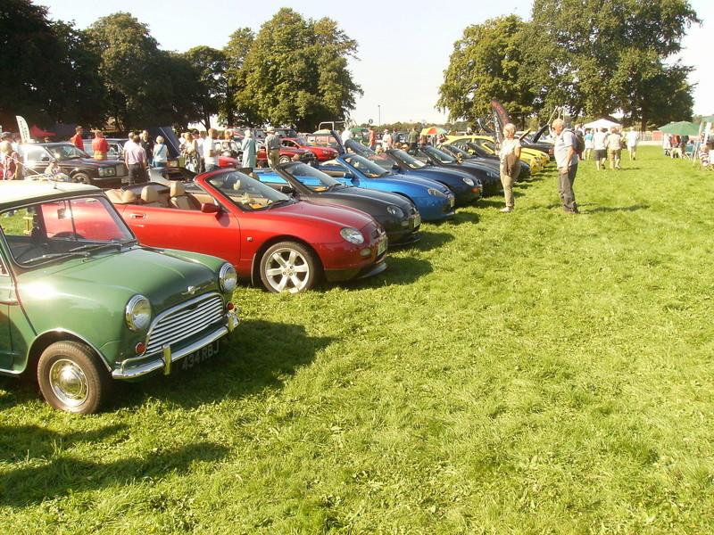 Swaffham Classic Car Show Sany0527
