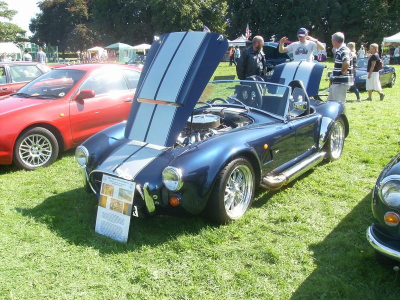 Swaffham Classic Car Show Sany0528