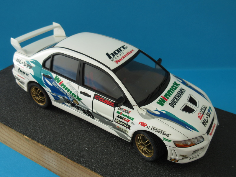 Mitsubishi Lancer Evo VII TT Img_0824