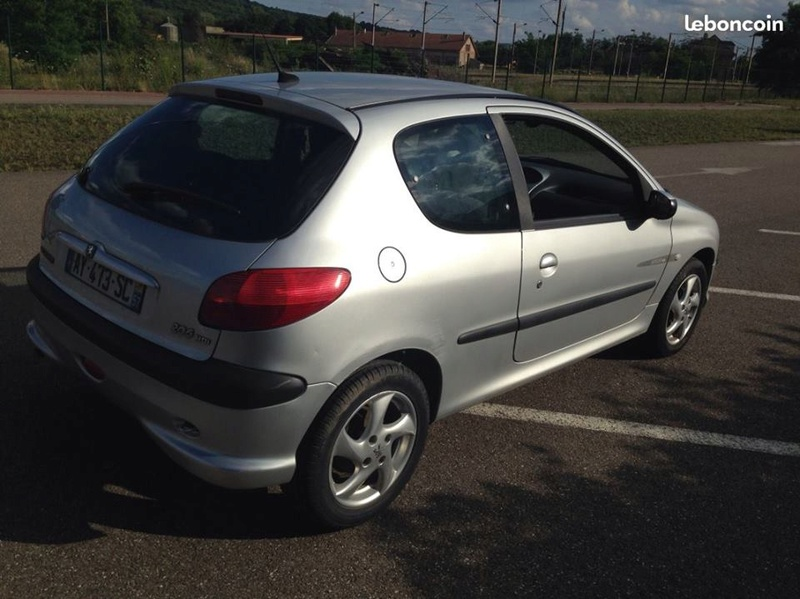 Simkqaa | 206 Quicksilver 2.0 HDi 90 /Saxo VTS Ph2 16V | Nancy ( 54 ) 20751310