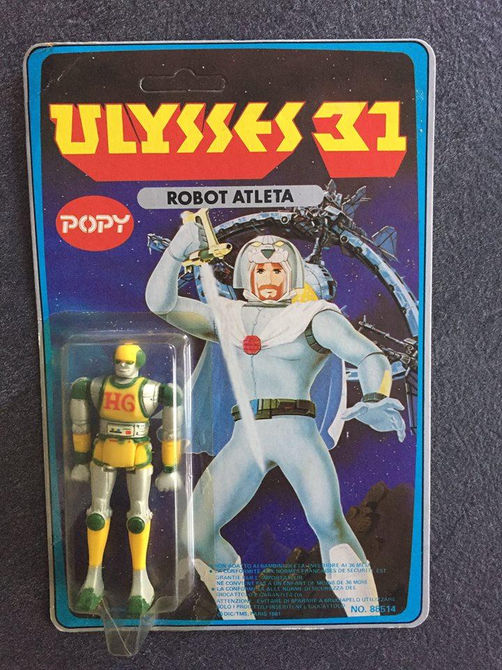Ulysse 31 / Ulysses 31 (Popy bandaï et multi) 1981 111