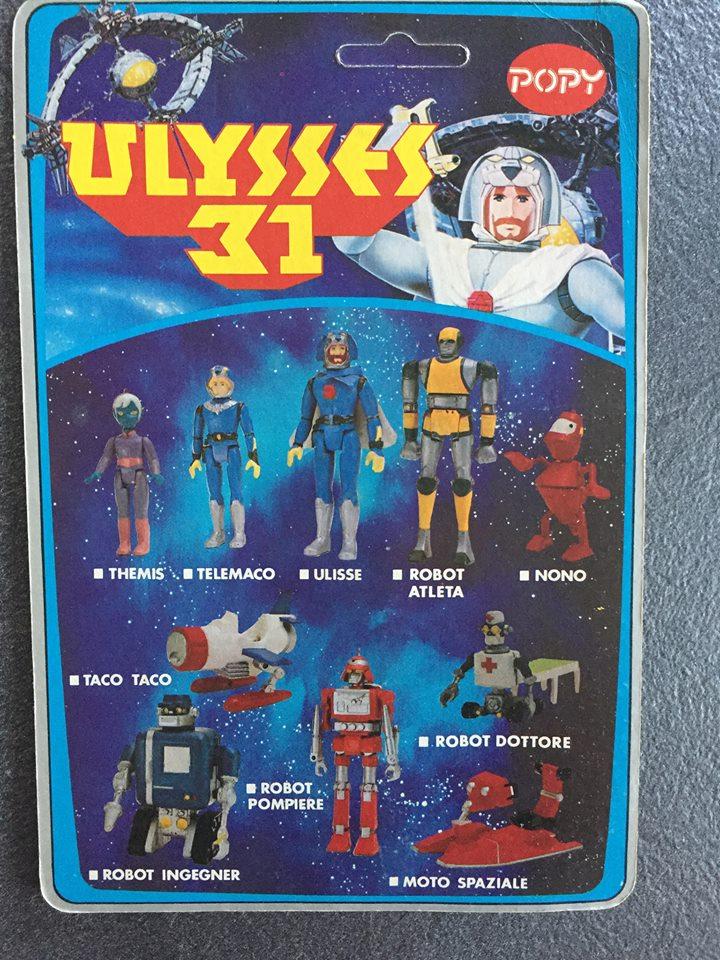 Ulysse 31 / Ulysses 31 (Popy bandaï et multi) 1981 212